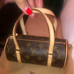 Authentic Louis Vuitton Mini Tootsie Roll Bag
